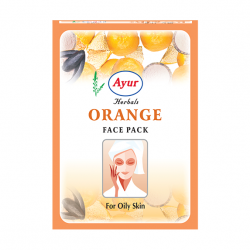 Ayur Herbals Orange Face Pack