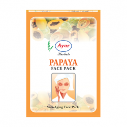 Ayur Herbals Papaya Face Pack