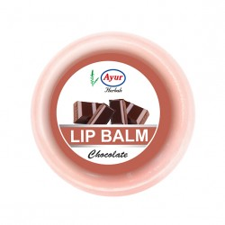 Ayur Herbals Chocolate Lip balm
