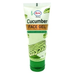 AYUR HERBALS CUCUMBER FACE GEL