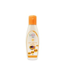 Ayur Herbals Anti-sun Tan Lotion With Papaya